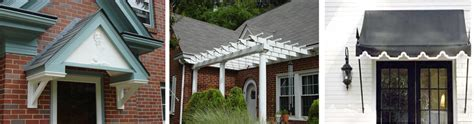 how to build an awning over a window build a door canopy rainwear