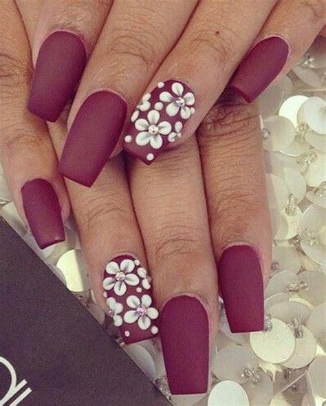 nail matte 60 pretty matte nail designs