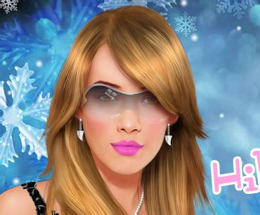 Lindsay And Hilary Make Up by Hilary Duff Worlds For