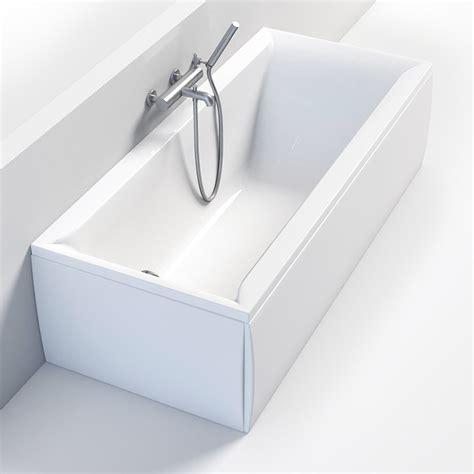 baignoire 160 cm baignoire rectangulaire 160 x 70 cm acrylique veronella