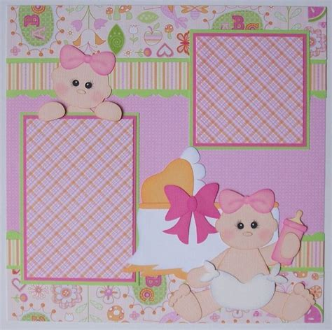 baby scrapbook layout exles 2202 best images about scrapbooking baby on pinterest