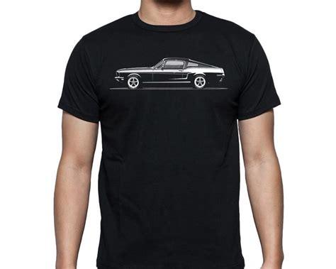 T Shirt Mustang the curb shop curb 1968 mustang t shirt