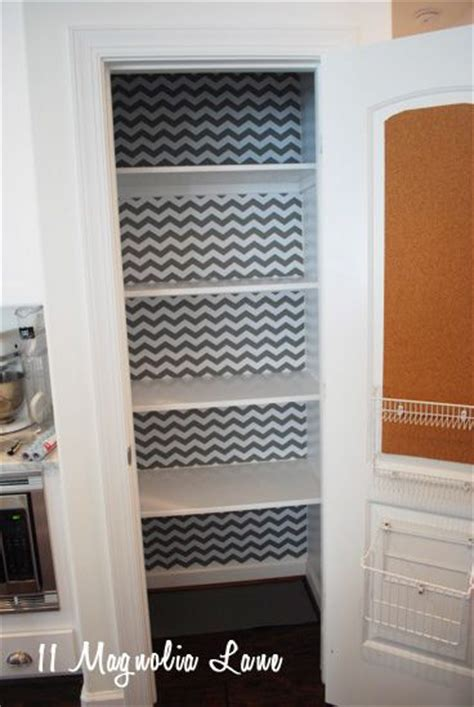 Pantry Shelf Liner Ideas by Pantry Shelving Liners Pantry