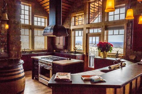 international home interiors brasada ranch style homes traditional kitchen other