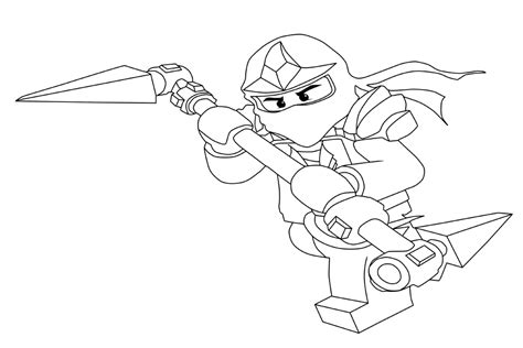 ninjago mech coloring pages lloyd battle ninjago coloring page printable coloring pages