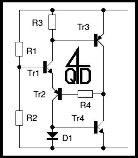 transistor vs op 4qd tec discrete op s