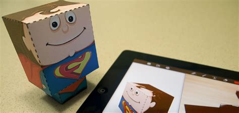 Paper Craft App - foldify a clever papercraft app for
