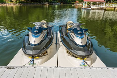 how to install texas boat registration hydrohoist pwc lifts hp extreme pwc docking platform