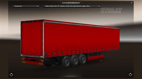 trailer pack red by the fifken ets 2 mods