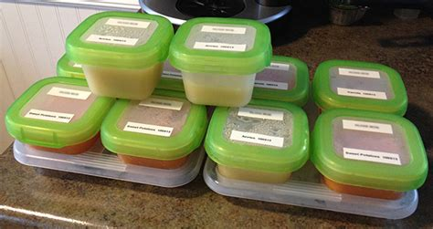 freezer storage containers for baby food freezer food containers that won t leak minnesota parent