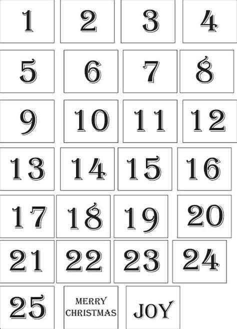 printable number stickers free printable number stickers from kathys cottage