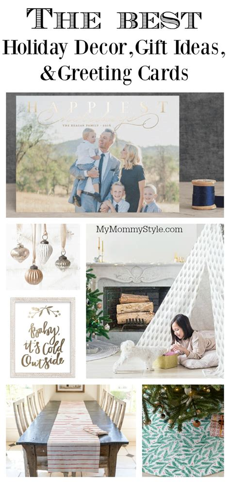 black friday home decor holiday cards home decor giveaway black friday cyber minted com event my mommy style