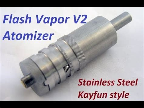 Vapor Atomizer Tutorial | full download s q rebuildable atomizer by ehpro od gd