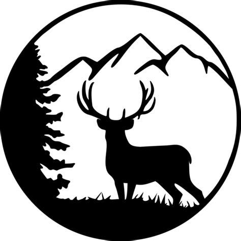 Mule Deer Clipart mule deer clipart wildlife clipart big buck 18 clip guru