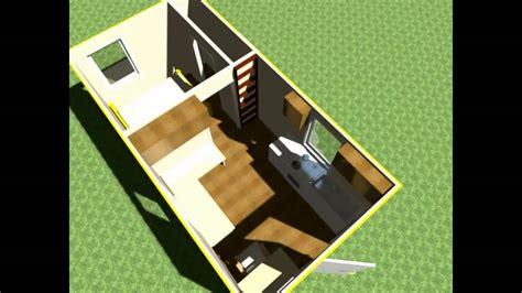 tiny house design  lofted tiny home