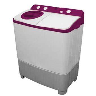 Mesin Cuci Polytron Pwm 8556 8 5kg polytron pwm 8556wr mesin cuci 2 tabung 8 5 kg khusus