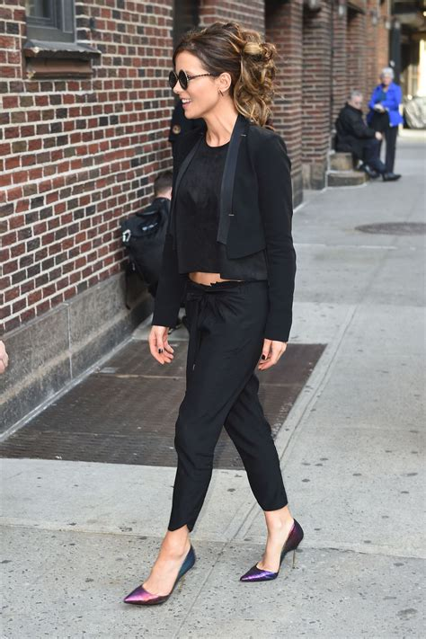 Kate Beckinsale Out And About by Kate Beckinsale Out And About In New York 05 10 2016