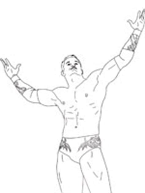 Randy Orton Coloring Pages Www Pixshark Com Images Randy Orton Coloring Pages