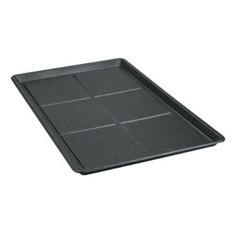 crate tray proselect replacement floor trays durable easy to clean plastic trays for