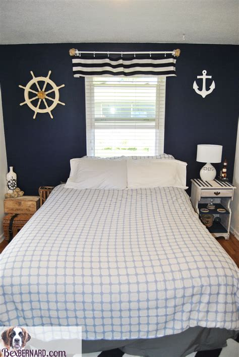 Nautical Bedroom Decor Diy Nautical Bedroom Home Decor Bexbernard