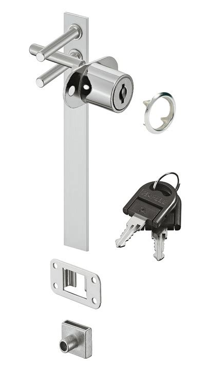Central Lock Set central locking rotary cylinder lock set with pre mounted