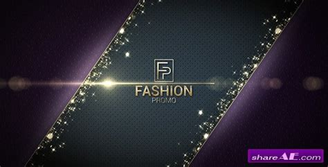 after effects free intro template project file download fashion promo 5205579 after effects project videohive
