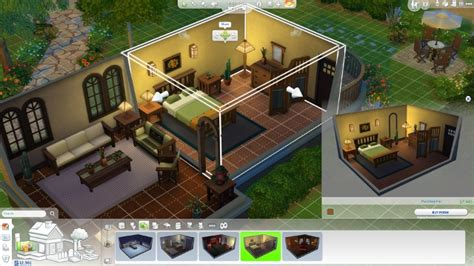 building a house online the sims 4 build mode sims online