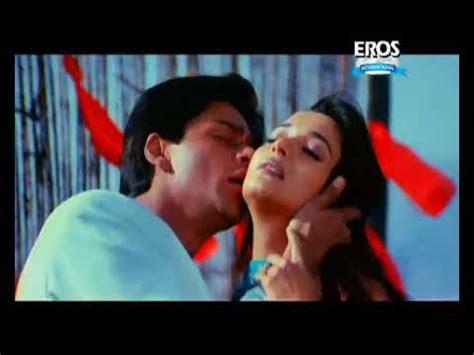 madhuri dixit video song youtube hum tumhare hain sanam official video song shah rukh khan