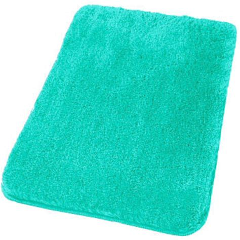 turquoise bathroom rugs relax plush bath rugs large bathroom rugs