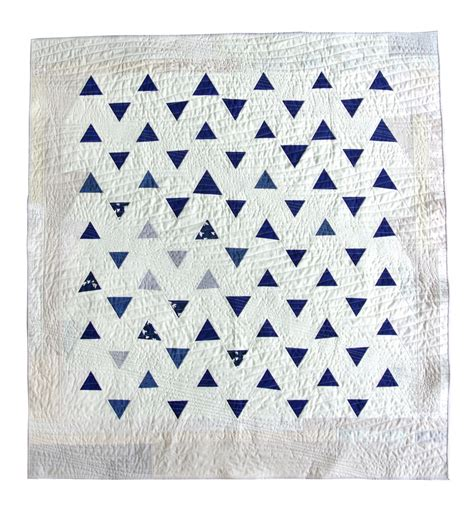 Modern Minimal Quilts by Minimal Triangles Quilt Pattern Suzy Quilts