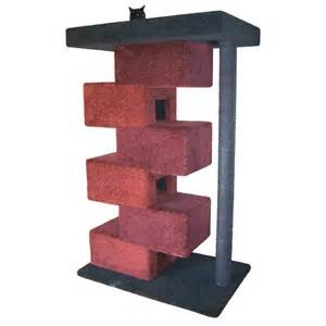 Modern Cat Tree by Gallery For Gt Modern Cat Tree Condo