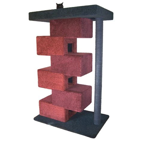 modern cat tree modern cat tree furniture home design architecture
