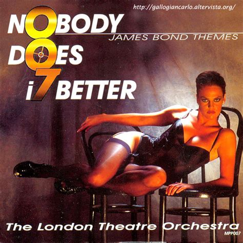 james bond themes london theatre orchestra the london theatre orchestra quot nobody does it better quot