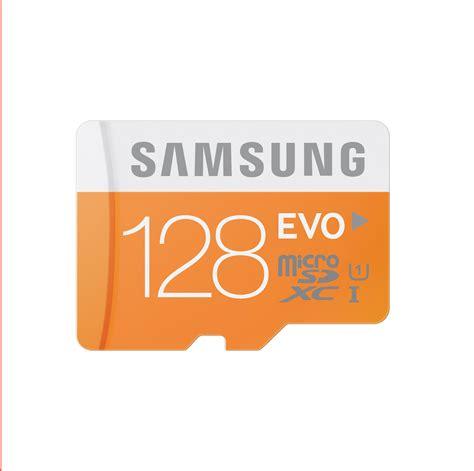 Micro Sd Merk Samsung samsung 128gb micro sd evo met adapter uhs i class 10 48mb
