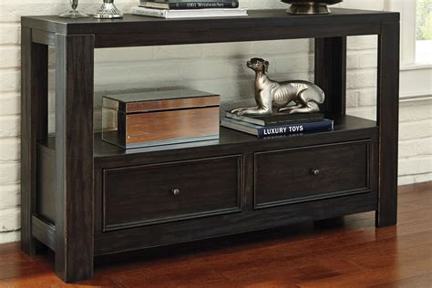 gavelston sofa table gavelston sofa table t752 4 by at gardner white