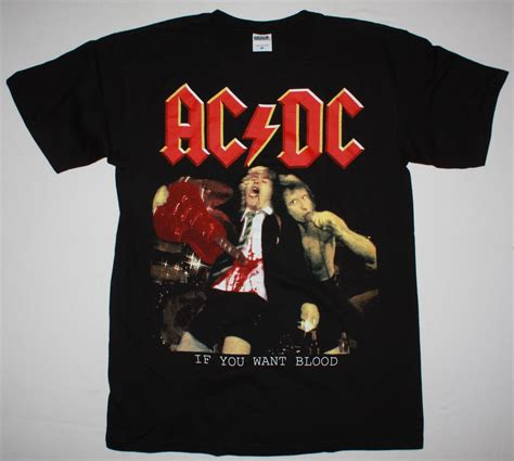 ac dc if you want blood you ve got it ac dc new black t