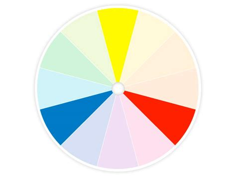 color wheel interior design home design