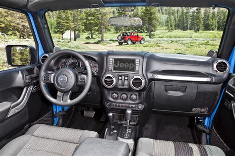 Dashboard Jeep Wrangler 2015 Wrangler Release Date Autos Post