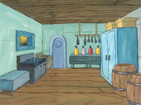 krusty krab kitchen spongebob spongebob