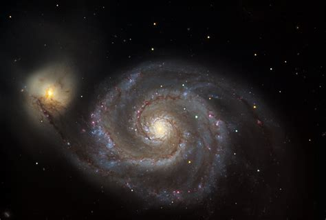 whirlpool galaxy best of aop m51 the whirlpool galaxy