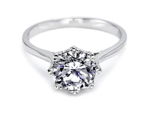 solitaire engagement ring sons