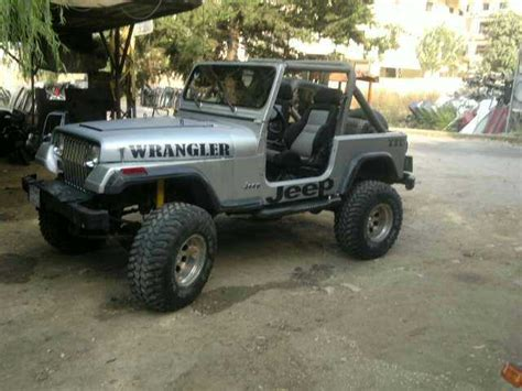 1989 Jeep Yj For Sale Lebanonoffroad For Sale Jeep Wrangler Yj 1989