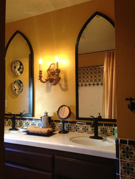spanish bathroom design 25 best ideas about spanish style bathrooms on pinterest