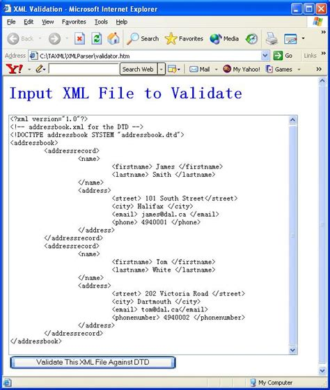 xml tutorial videos download xml parser tutorial