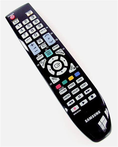 Remot Remote Tv Samsung Original Bn59 00891a original fernbedienung samsung bn59 00706a remote onlineshop f 252 r fernbedienungen