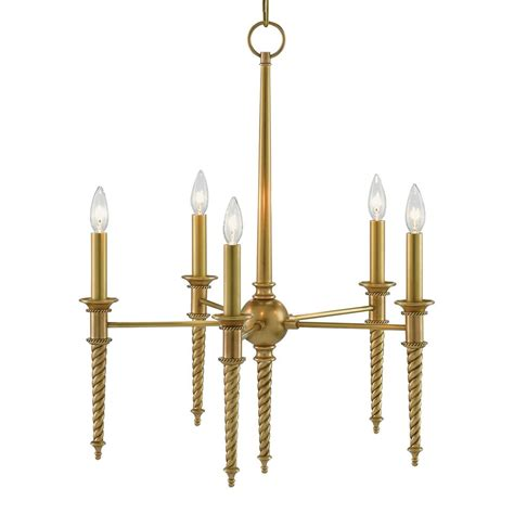 scroll chandelier quella country modern gold twisted scroll
