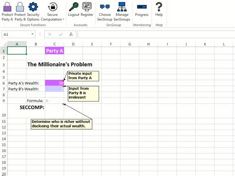Secure Spreadsheet by The Secure Spreadsheet 1 0