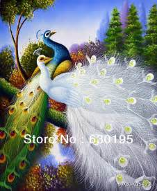 Unique Painting aliexpress com buy peacock paintings for sale office