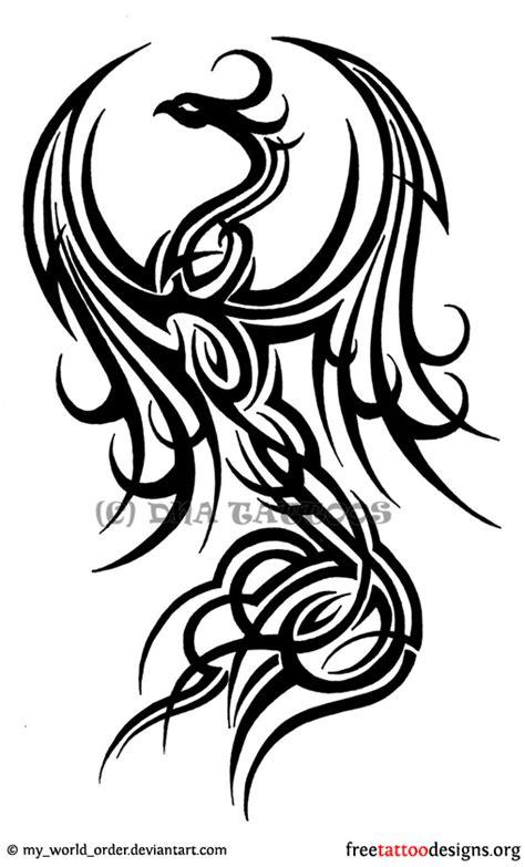Unterarm Tattoo Aufkleber by Tribal Phoenix Tattoo Design Tattoo Inspiration