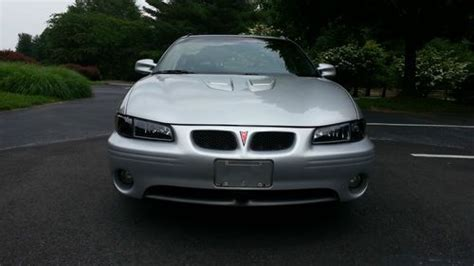 Pontiac Grand Prix G8 Buy Used 2001 Pontiac Grand Prix Gtp Supercharged Special